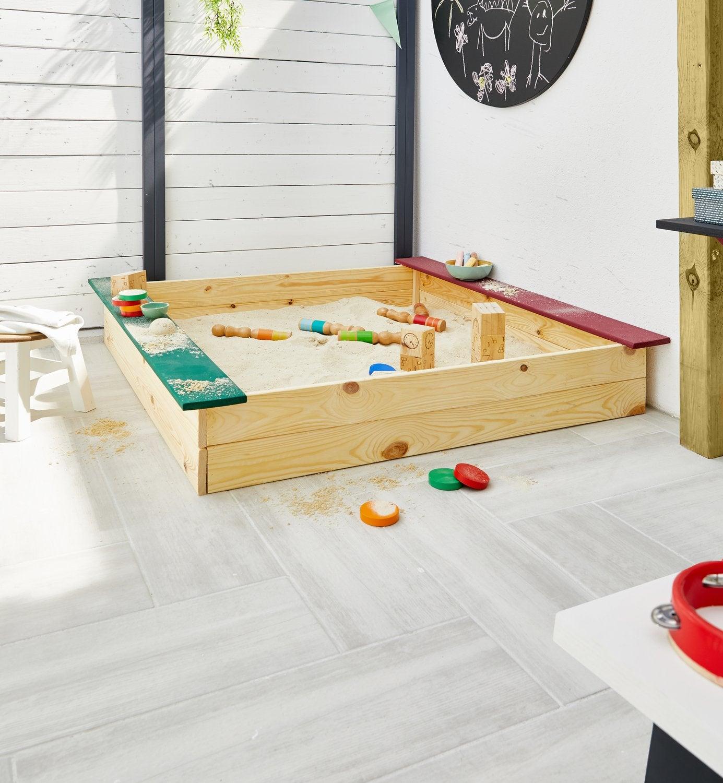 Aires de jeux le paradis des enfants leroy merlin - Aire de jeux en bois leroy merlin ...
