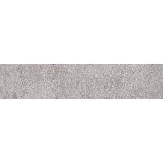latest latest lot de plinthes atlanta gris l x l cm with. Black Bedroom Furniture Sets. Home Design Ideas