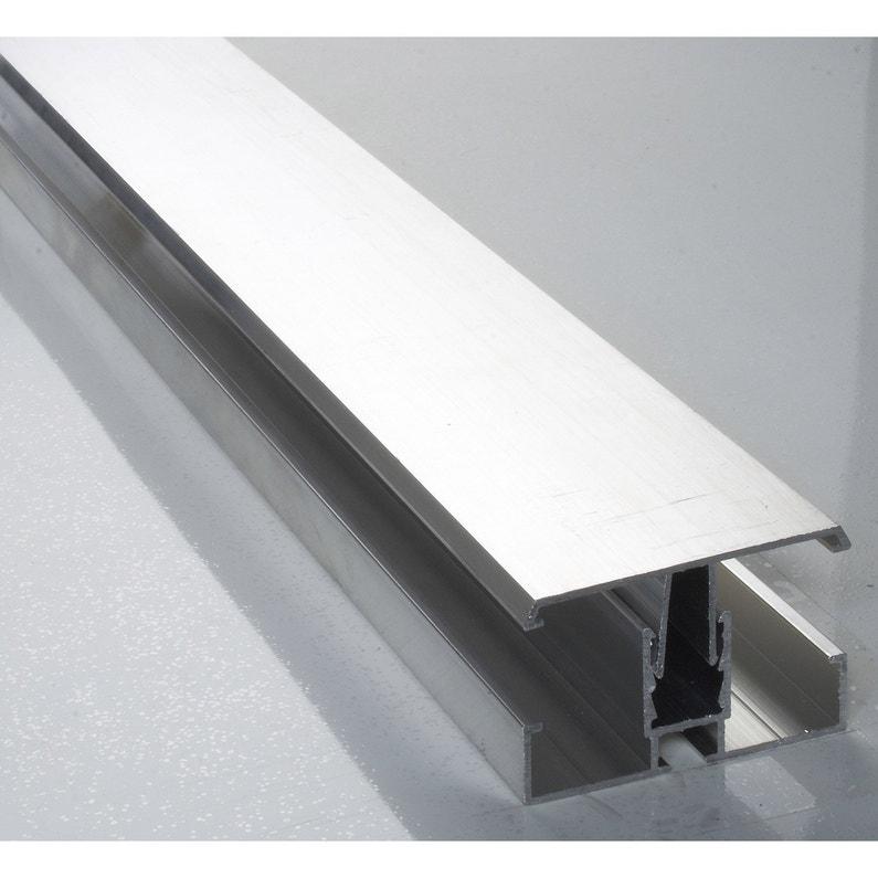 Profil Jonction Pour Plaque Ep 1632 Mm Aluminium L4 M