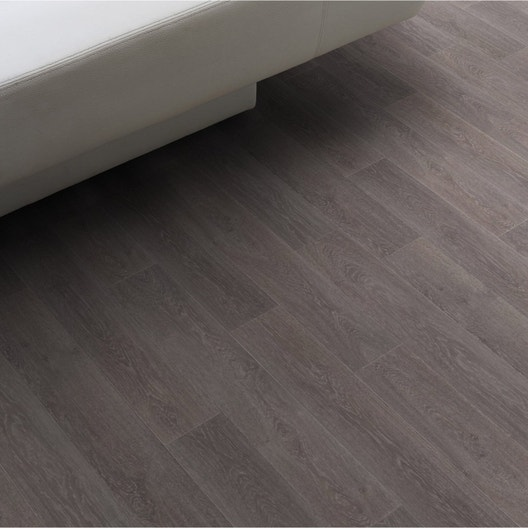 sol pvc marron noma p can gerflor texline hqr l 4 m leroy merlin. Black Bedroom Furniture Sets. Home Design Ideas