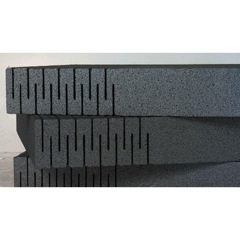 panneau de polystyr ne isolant k therm 1200x460 lambda r 2 2 leroy merlin. Black Bedroom Furniture Sets. Home Design Ideas