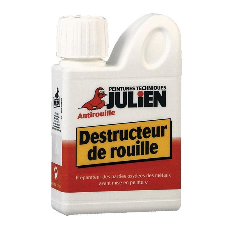 Destructeur De Rouille Extérieur Julien Incolore 025 L