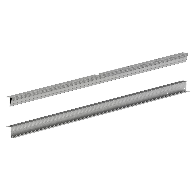 Rail coulissant pour porte SPACEO Home 10 x 180 x 15 cm