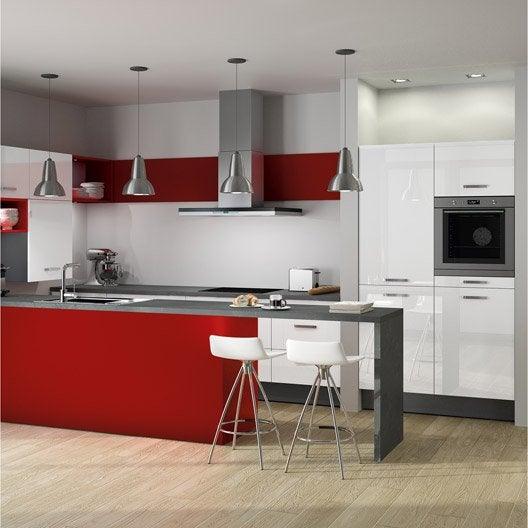 Meuble de cuisine ingenious composition type ghibli for Livraison meuble a domicile