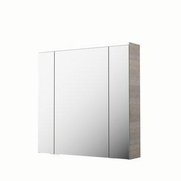 Armoire de toilette armoire salle de bains au meilleur for Armoire de toilette lumineuse
