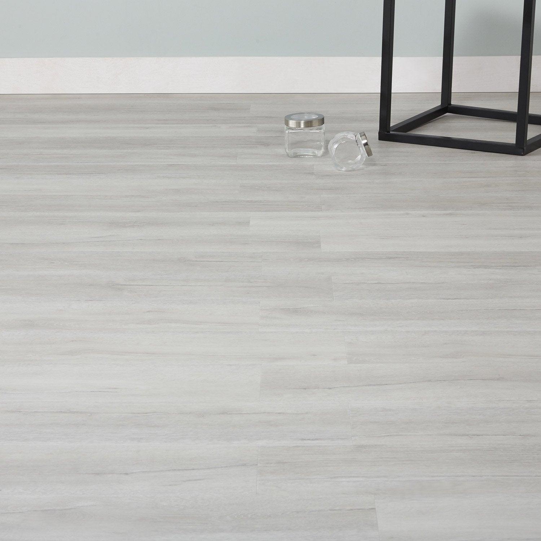 lame pvc clipsable white artens timeless leroy merlin. Black Bedroom Furniture Sets. Home Design Ideas