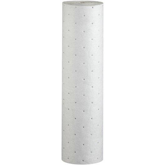 rouleau adhésif plasto, l.800 cm gris anthracite   leroy merlin