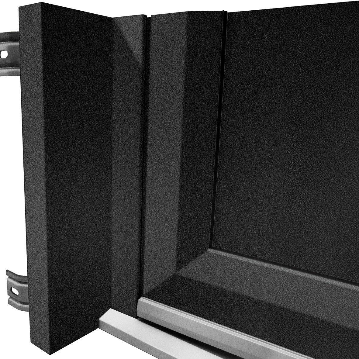 tap e d 39 isolation pour porte d 39 entr e x cm aluminium essentiel leroy merlin. Black Bedroom Furniture Sets. Home Design Ideas