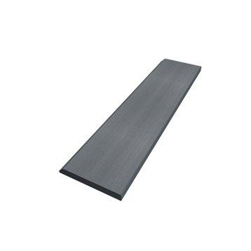Plinthe pour planches grafik 2 GrafikL.2.4 x l.0.076 m