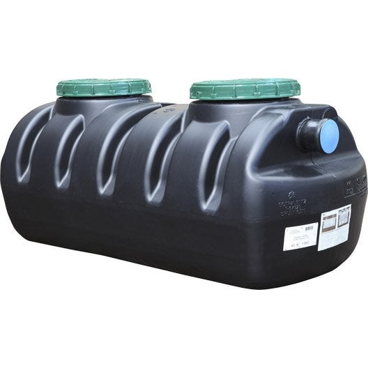 Bac dégraisseur en Polyéthylène SOTRALENTZ, 500 l
