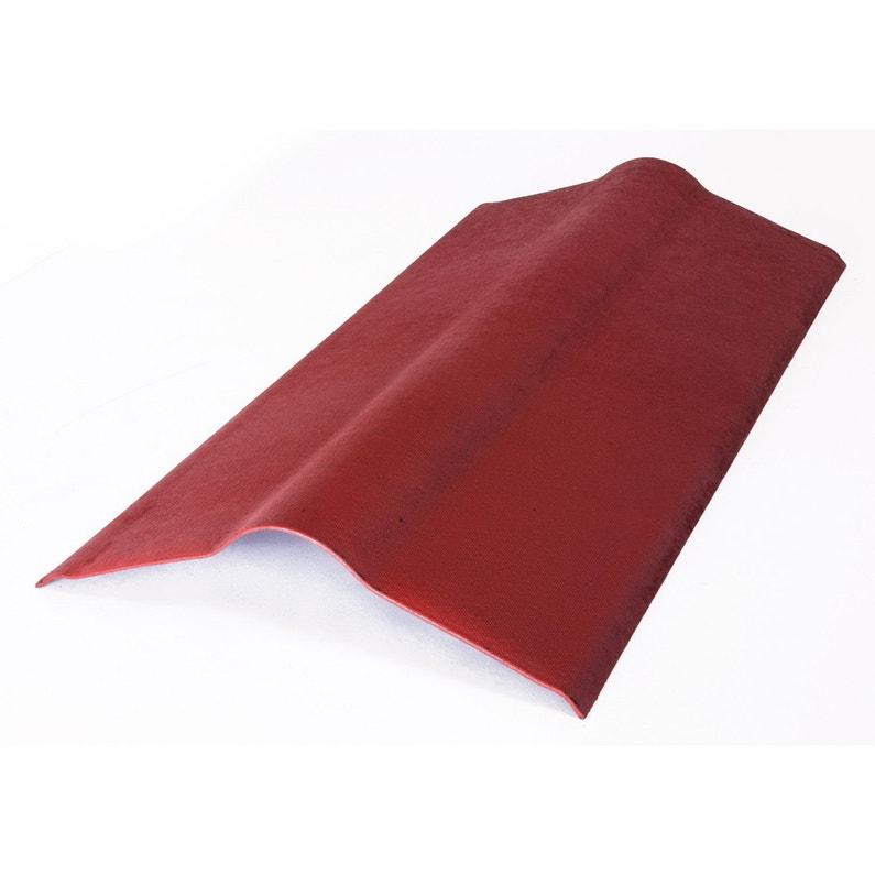 Faîtière Rouge L100 M