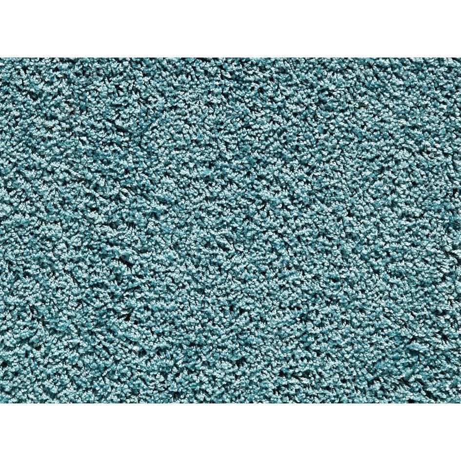 Moquette shaggy Euphoria ARTENS bleu foncé 4 m