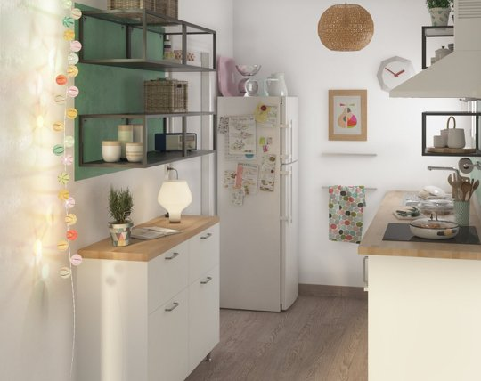 Aménager une petite cuisine | Leroy Merlin