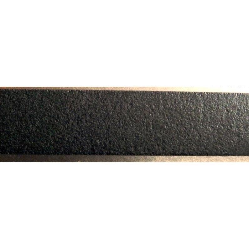 Bordure Vinyle Expansé Adhésive Uni Noir L33 Cm X L10 M Uni Noir