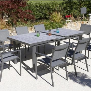 Plateau Verre Table De Jardin Avis au meilleur prix | Leroy ...