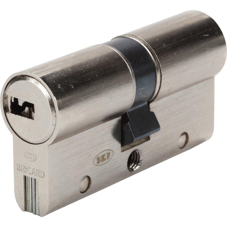 Cylindre De Serrure D Brayable Sur Num Ro L 40 45 Mm Bricard Trial