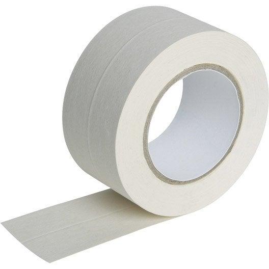 bande joint papier standers 23 ml leroy merlin. Black Bedroom Furniture Sets. Home Design Ideas