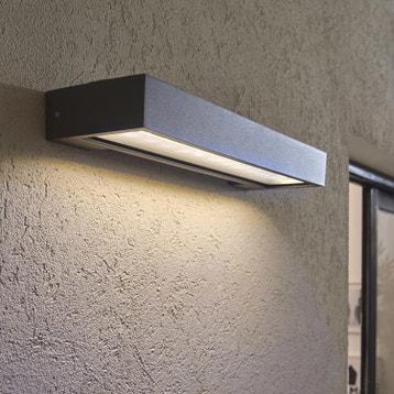 Eclairage solaire lampe projecteur applique au - Lampe solaire jardin leroy merlin ...