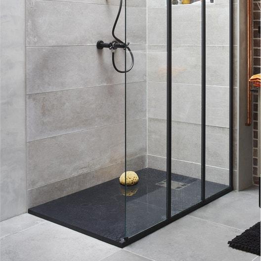 receveur de douche rectangulaire x cm r sine. Black Bedroom Furniture Sets. Home Design Ideas