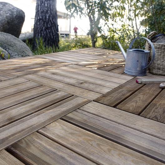 Calculer La Quantité D Accessoires Pour Ma Terrasse Bois Ou Composite Leroy Merlin