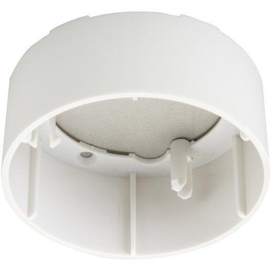 anneau pour spot encastrer tresol fixe sans ampoule osram blanc leroy merlin. Black Bedroom Furniture Sets. Home Design Ideas