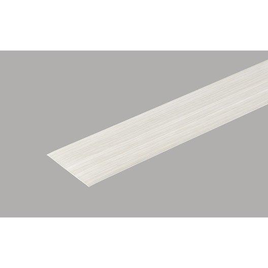 profil de d part et finition pour lambris pvc 5 5 x 1 cm. Black Bedroom Furniture Sets. Home Design Ideas