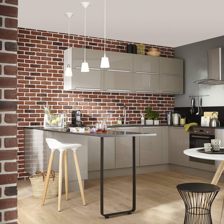 Idee Deco Pierre De Parement Interieur les plaquettes de parement embellissent les murs du salon