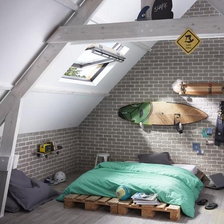 Des plaquettes de parement pour donner du style à votre chambre
