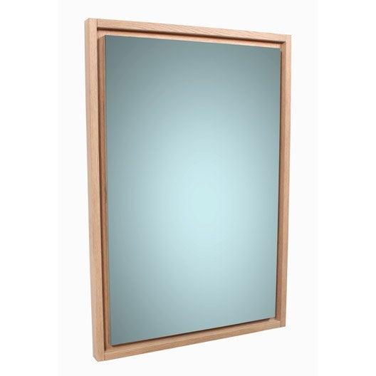 Miroir lumineux de salle de bains miroir de salle de for Miroir linea 90