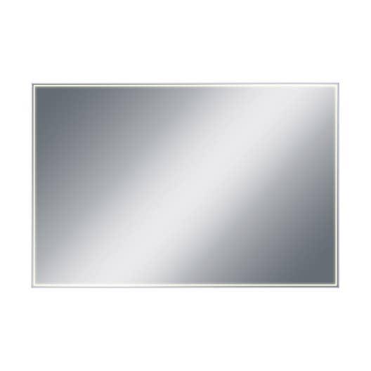 miroir avec clairage int gr l 135 cm sensea neo leroy merlin. Black Bedroom Furniture Sets. Home Design Ideas