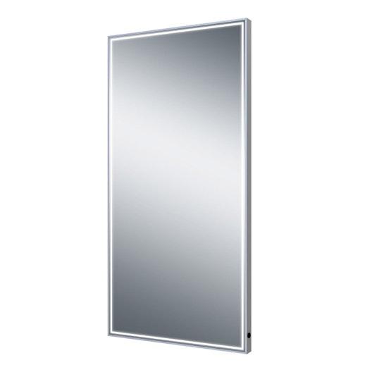 miroir avec clairage int gr x cm neo leroy merlin. Black Bedroom Furniture Sets. Home Design Ideas
