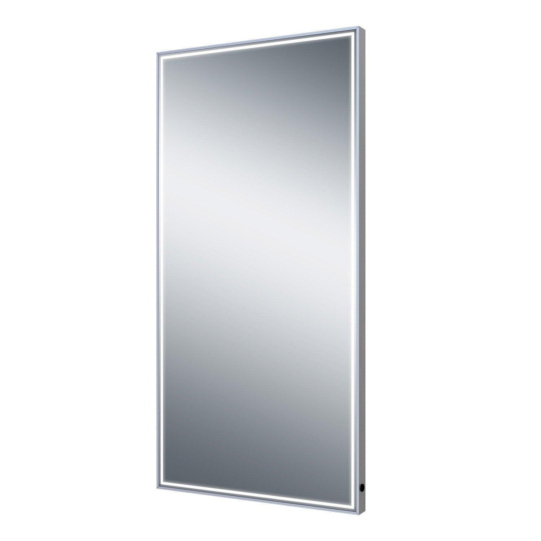 eclairage miroir Miroir lumineux avec éclairage intégré, l.45 x H.90 cm Neo ...