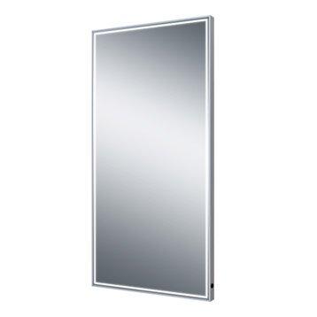 Miroir lumineux de salle de bains miroir de salle de for Miroir bluetooth 120