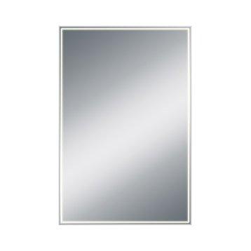 Miroir lumineux de salle de bains miroir de salle de for Miroir 60 cm de large