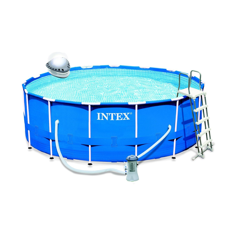 piscine hors sol autoportante tubulaire suppression intex diam l x l leroy merlin. Black Bedroom Furniture Sets. Home Design Ideas