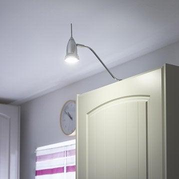 Spot dessus de meuble Worm, Sans ampouleW, GU10
