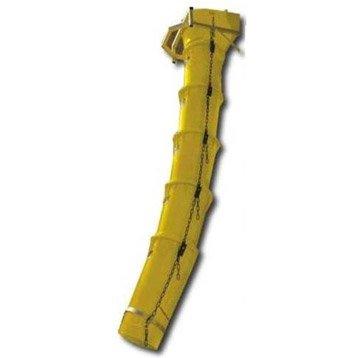 Kit goulottes d'évacuation GUY NOEL, L.10 m