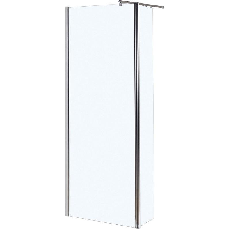 paroi de douche l 39 italienne cm verre transparent 6 mm open 2 leroy merlin. Black Bedroom Furniture Sets. Home Design Ideas