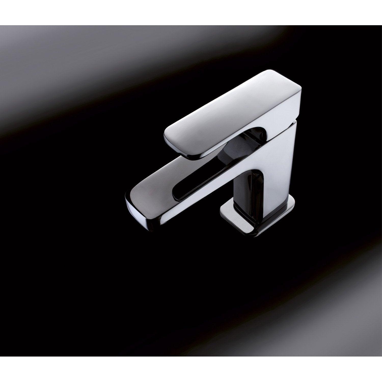 mitigeur de lavabo huber cubic leroy merlin. Black Bedroom Furniture Sets. Home Design Ideas