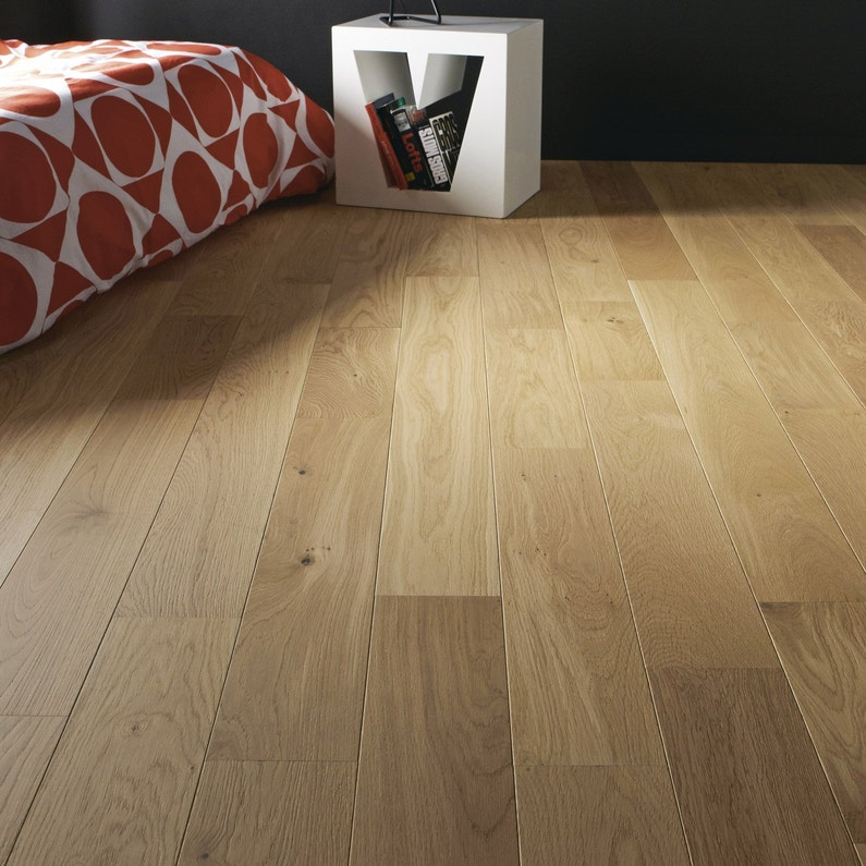 parquet contrecoll ch ne naturel vitrifi l broceliande. Black Bedroom Furniture Sets. Home Design Ideas