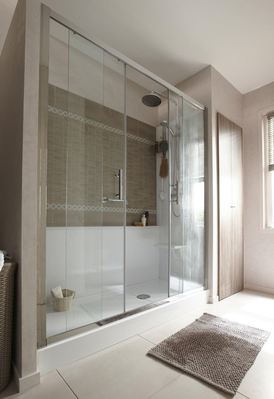 Meuble de salle de bains et vasque leroy merlin for Implanter une salle de bain