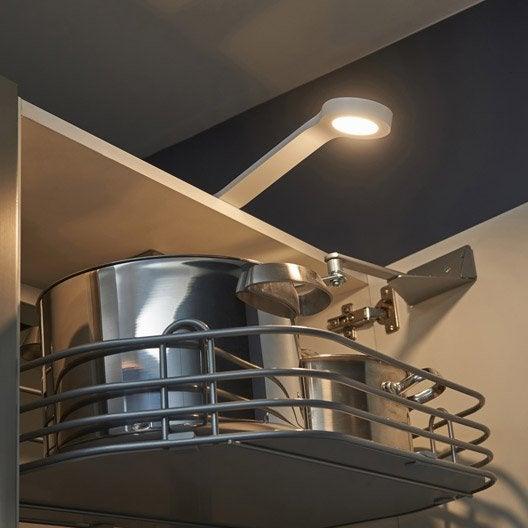 Eclairage cuisine et dressing au meilleur prix leroy merlin - Lumiere de cuisine led ...