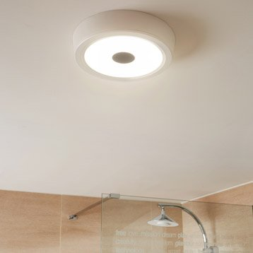 Plafonnier Music, LED 1 x 10 W, LED intégrée blanc froid