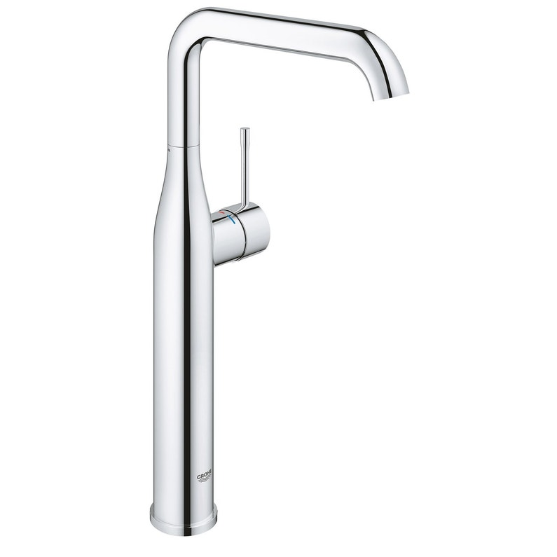 Mitigeur De Lavabo Chrome Brillant Grohe Essence Taille Xl