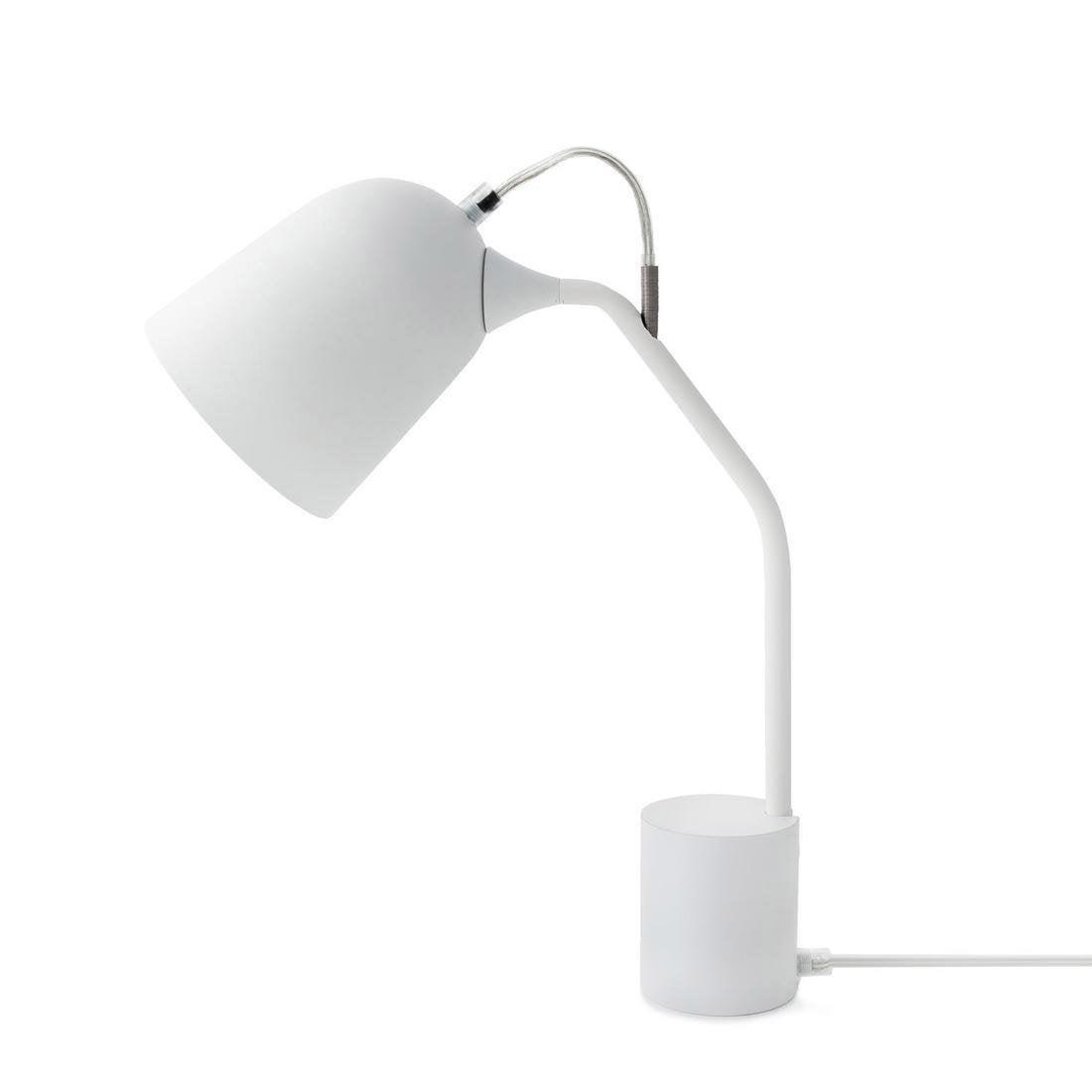 Lampe, design, pvc blanc, LO EDITIONS Magnétic Orientable