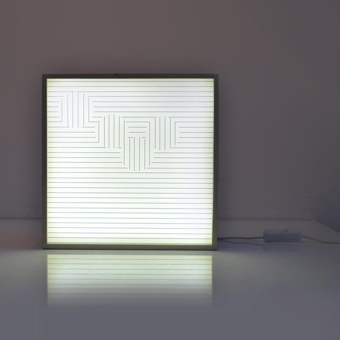 Boîte lumineuse, design, bois, DADA LIGHT Stand out