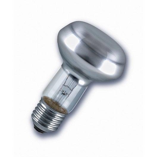Ampoule r flecteur incandescent 40w osram e27 lumi re - Ampoule lumiere du jour leroy merlin ...