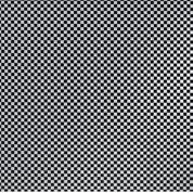 Revêtement adhésif Echecs, noir et blanc, 1.5 m x 0.45 m