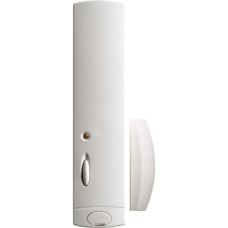 alarme maison sans fil diag18asf diagral leroy merlin. Black Bedroom Furniture Sets. Home Design Ideas