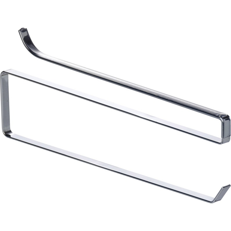 1f360480776720 Porte essuie-tout repositionnable métal   Leroy Merlin